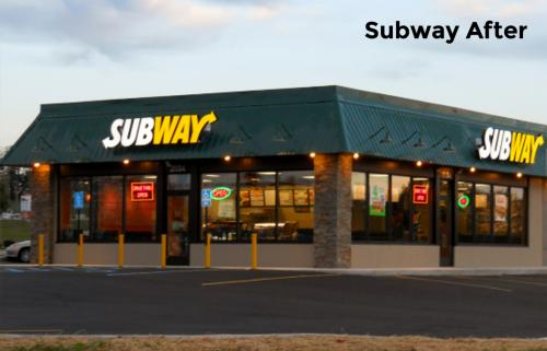 Subway After