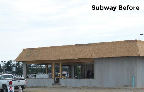 Subway Before